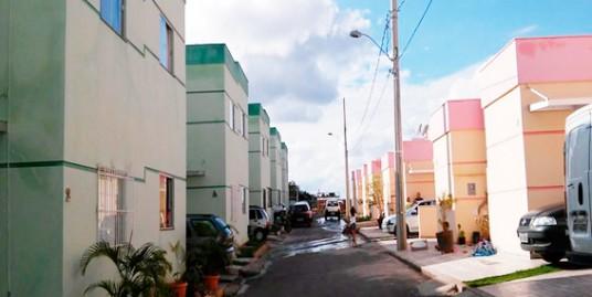 Casas Geminadas – (CONDOMÍNIO VILA DO SOL)